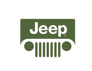 Logo Jeep on El Logo Actual Representa El Frontal De Un Vehiculo Consiste En Dos