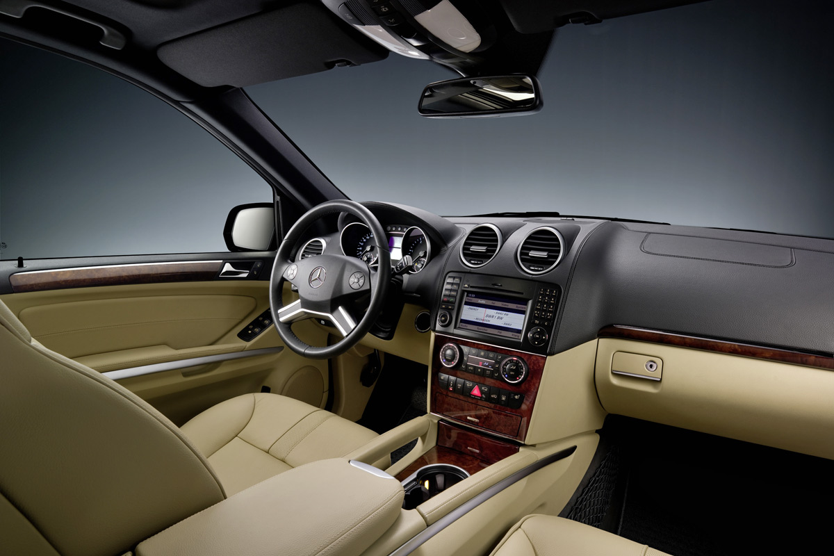 Mercedes benz clase m muy completo for Mercedes benz of marion