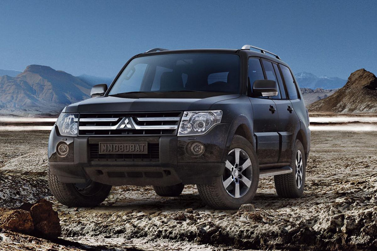 Mitsubishi Montero 2009 de la versión cinco puertas