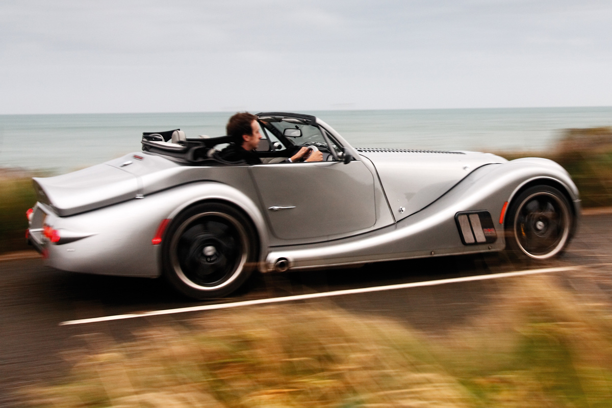 Morgan Aero 8, exclusividad