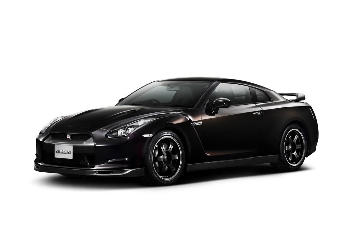 Nissan GT-R SpecV estático
