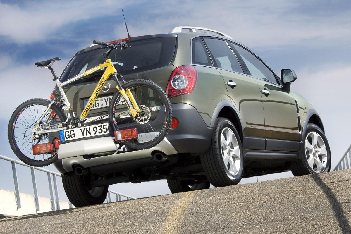 Antara, el todoterreno de Opel   1200 x 800 jpeg 281kB