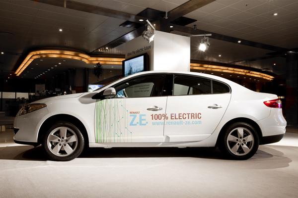 Renault Fluence Zero Emission