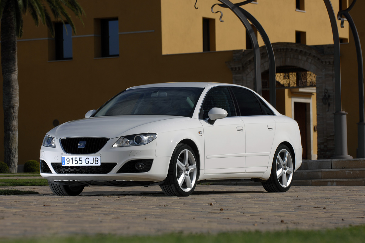 seat exeo the seat exeo is the hope of the spaniards in the middle