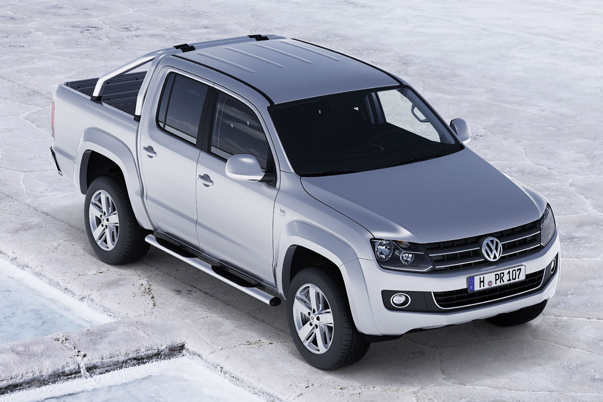 volkswagen amarok la nueva pick up de la marca. Black Bedroom Furniture Sets. Home Design Ideas