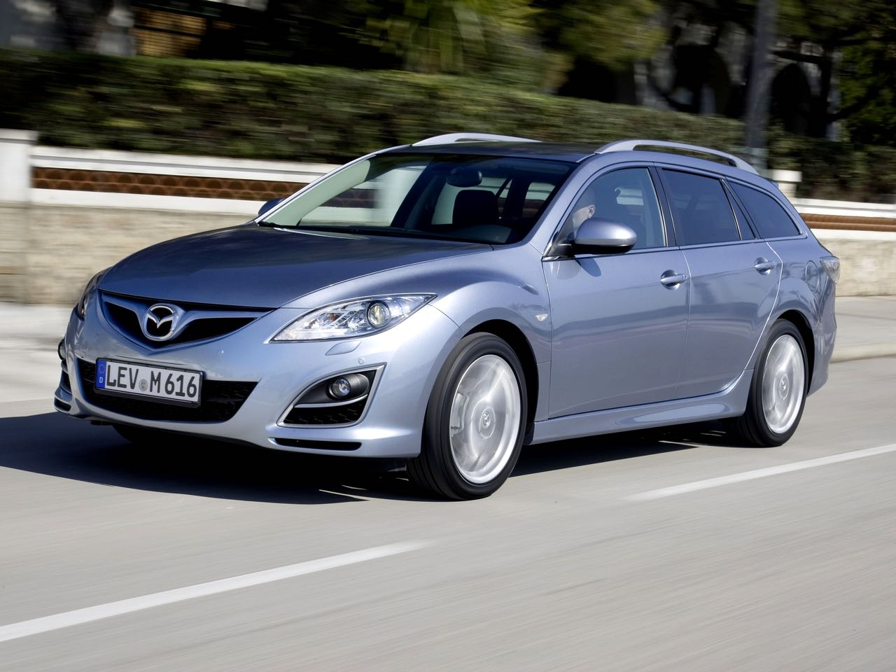 Mazda 6 Wagon 2010 – 11
