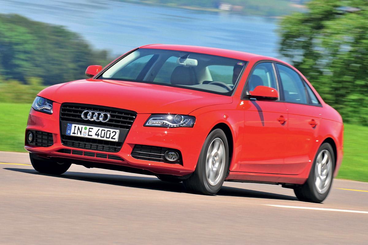 Audi A4 2.0 TDIe 136 CV acción