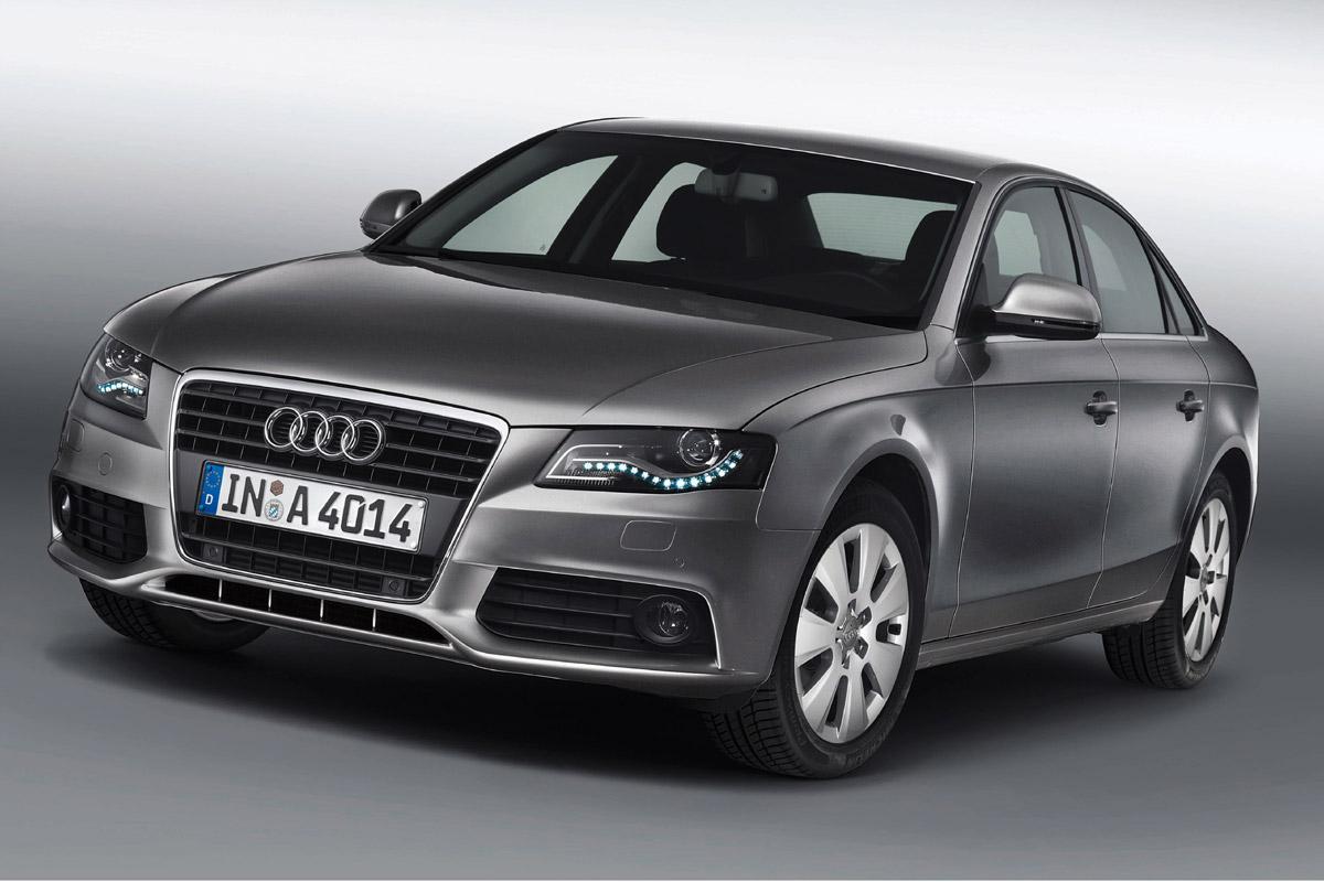 Audi a4 2 0 tdie de 136 cv el que menos gasta for Lunghezza audi a4 berlina