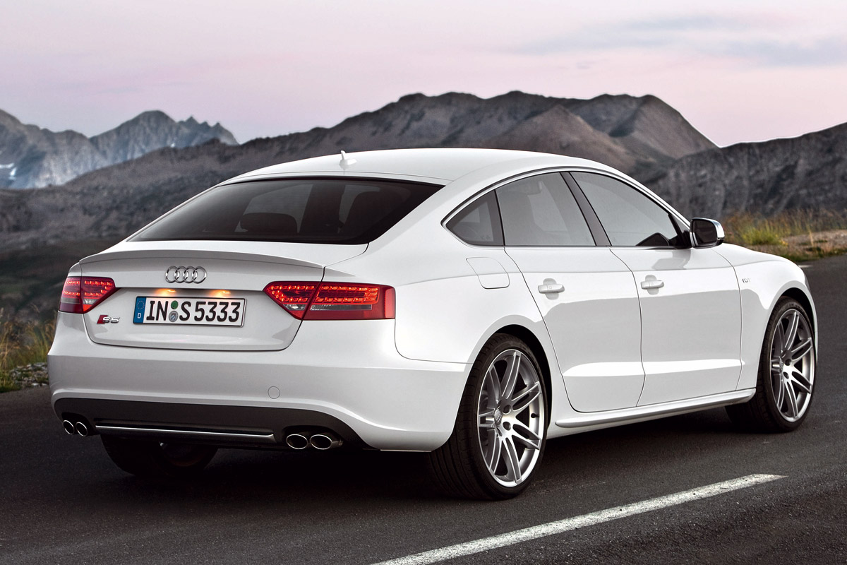 Audi a5 sportback 2010 problemas