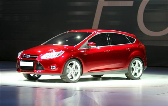 Ford Focus en el Salon de Detroit