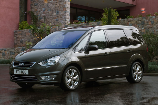Ford Galaxy lateral