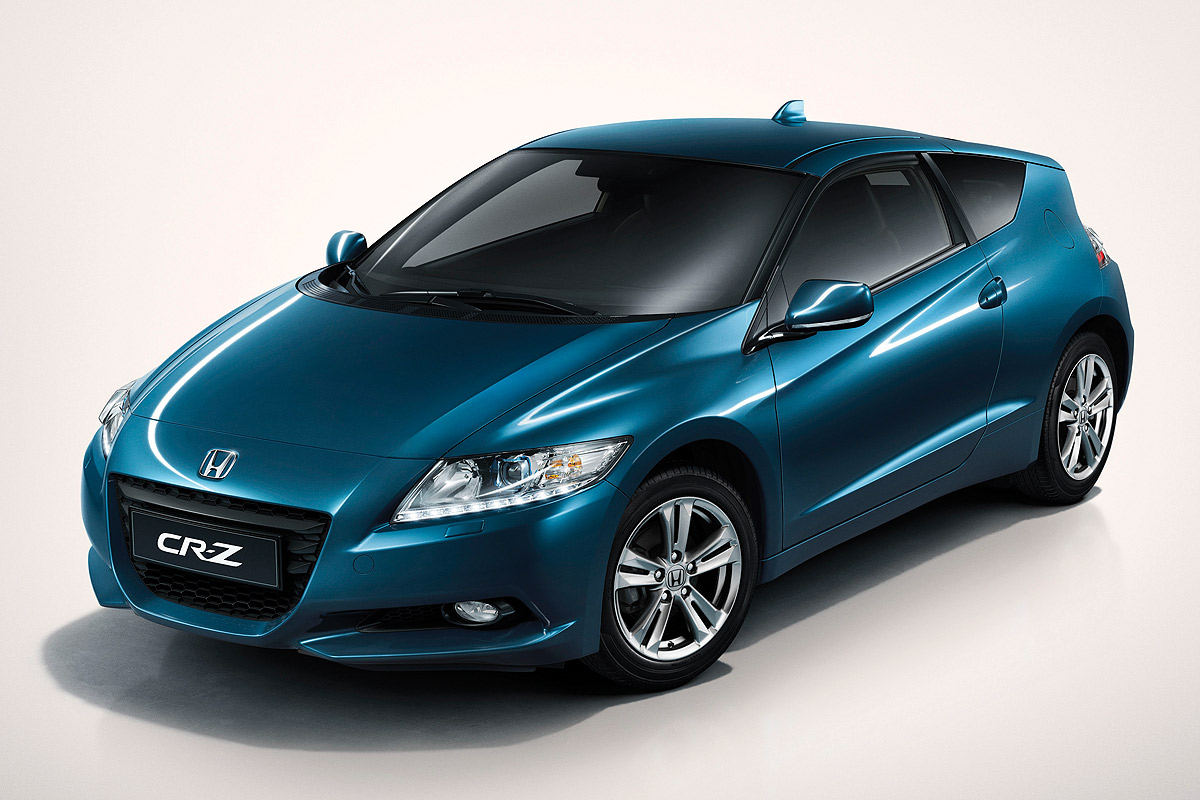 Honda CR-Z 2010 vista frontal