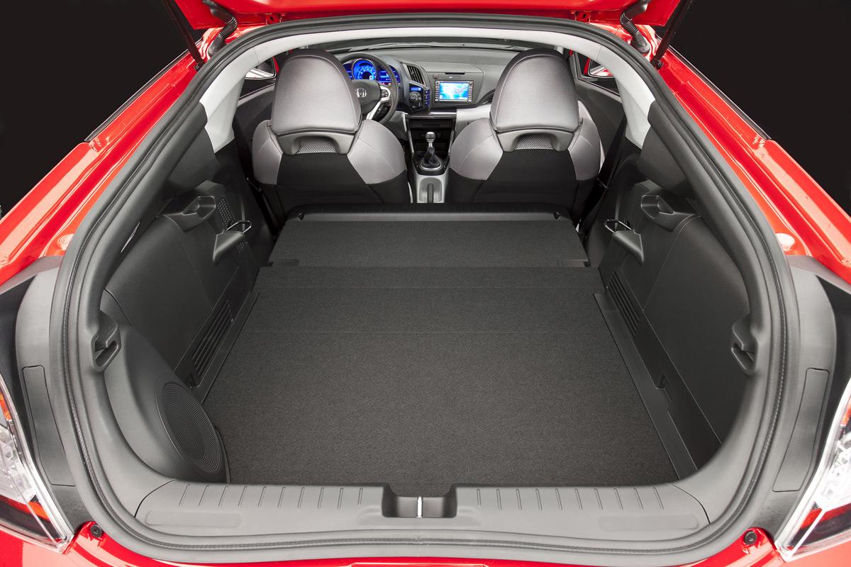 Honda CR-Z 2010: precios, motores, equipamientos