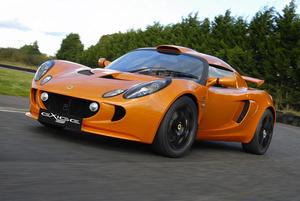 Lotus Exige S portada