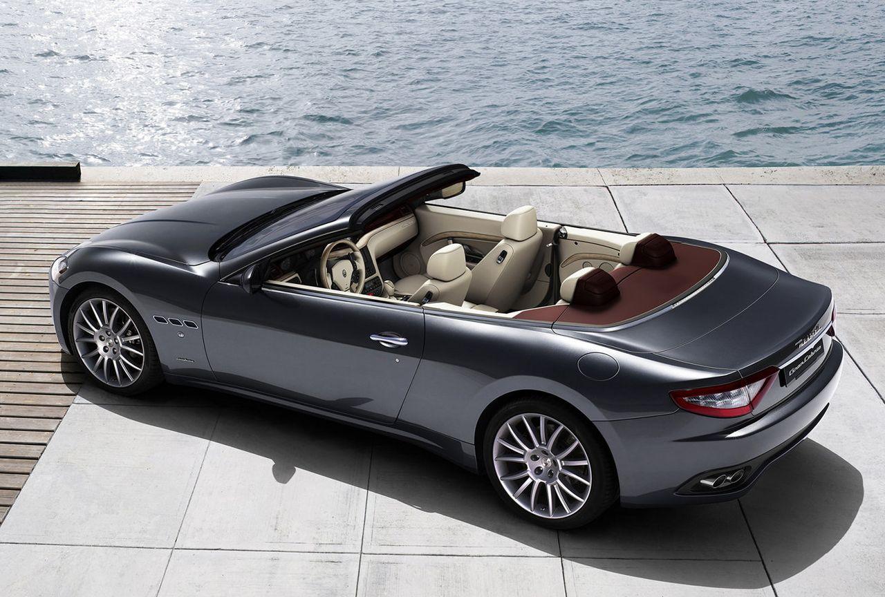 maserati grancabrio 2010 precio motores equipamiento. Black Bedroom Furniture Sets. Home Design Ideas
