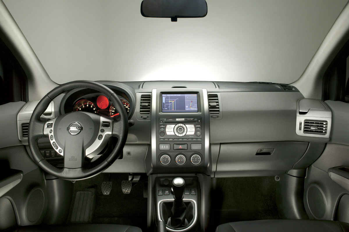 Nissan X Trail C 243 Modo Para Caminos