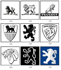 Peugeot logo