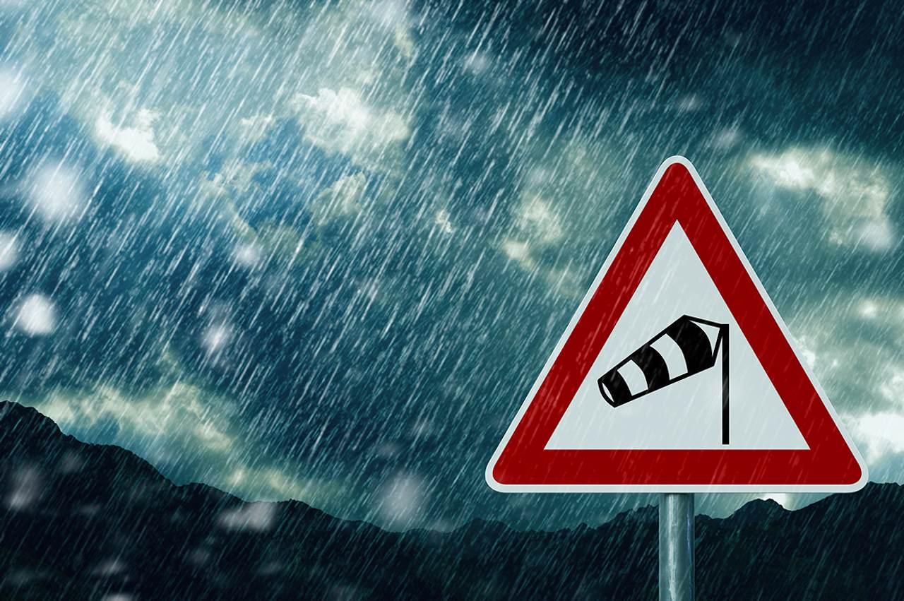 viento señal indicacion