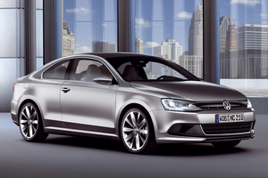 Volkswagen New Compact Coupe portada