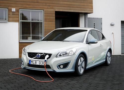 El nuevo Volvo C30 Eléctrico