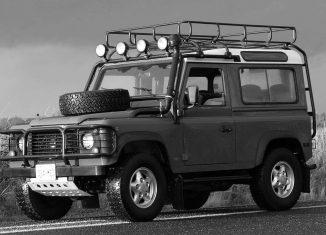 historia de Land Rover