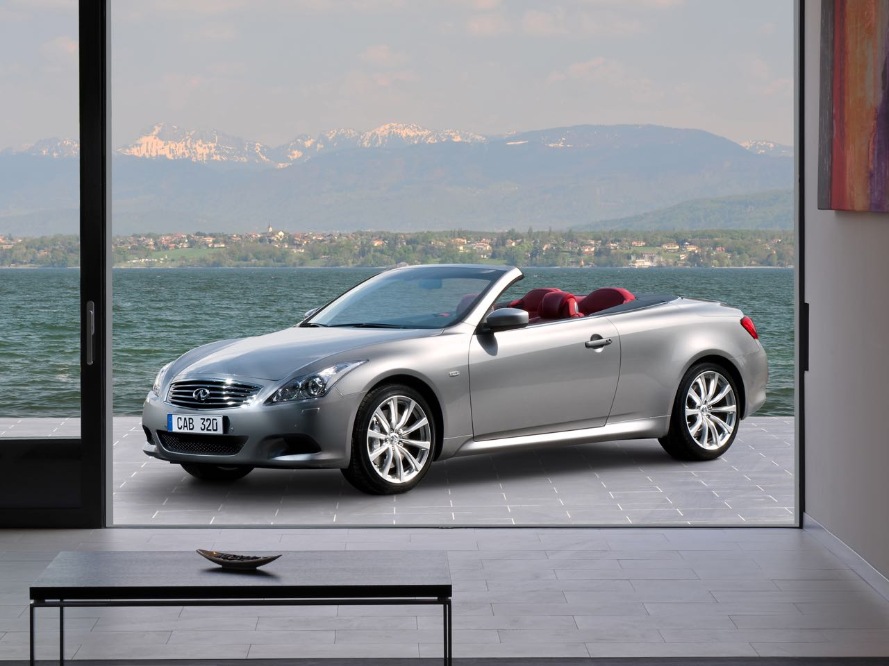 Infiniti G37 Cabrio 2009 – 4