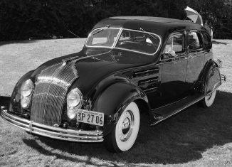 Historia de Chrysler