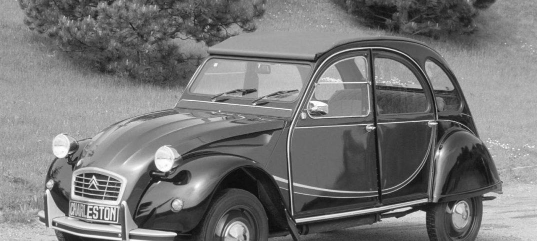 Historia de Citroën