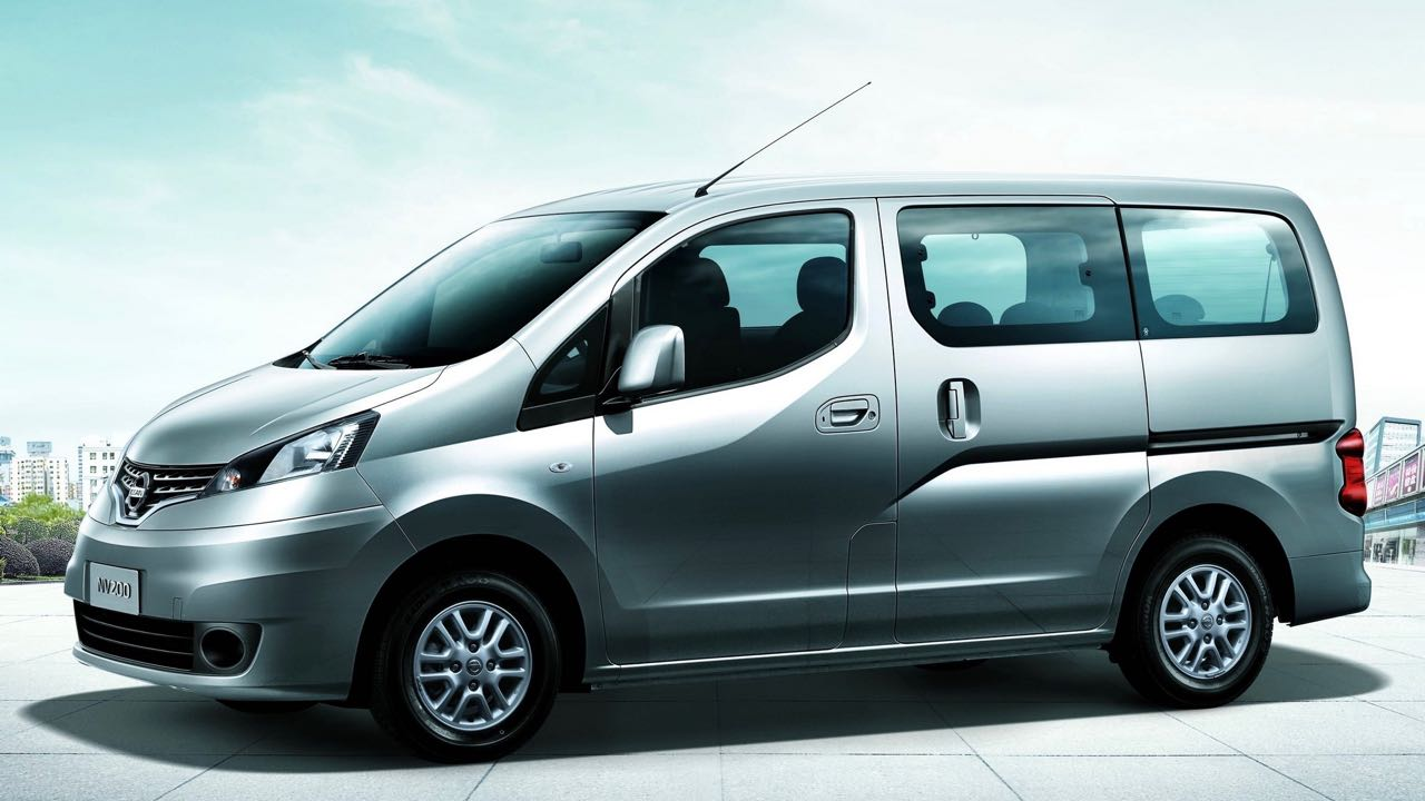 Nissan NV200 2009 – 9