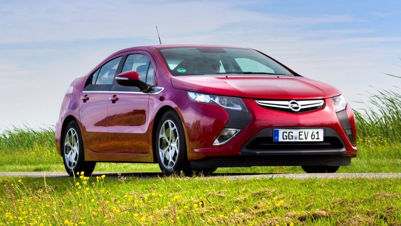 Opel Ampera 2011 – 9