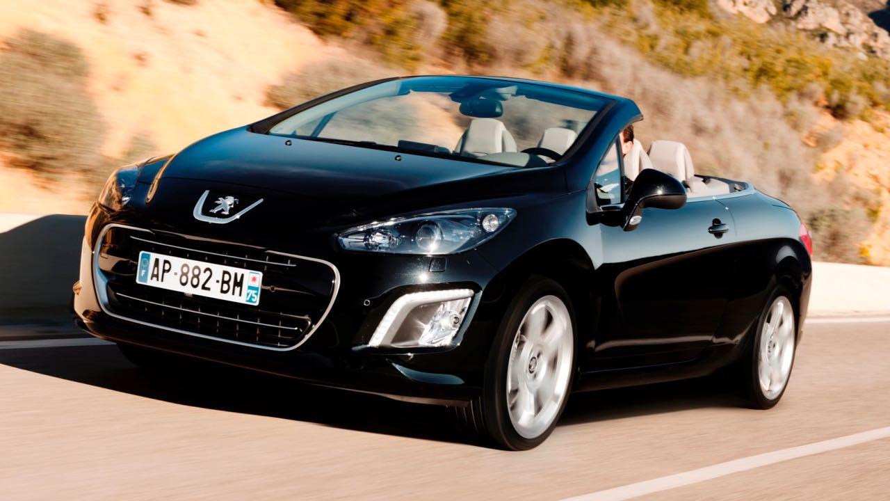 Peugeot 308 CC 2011 – 4
