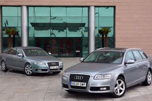 Audi A6 Corporate