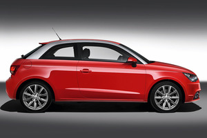 Audi A1 lateral