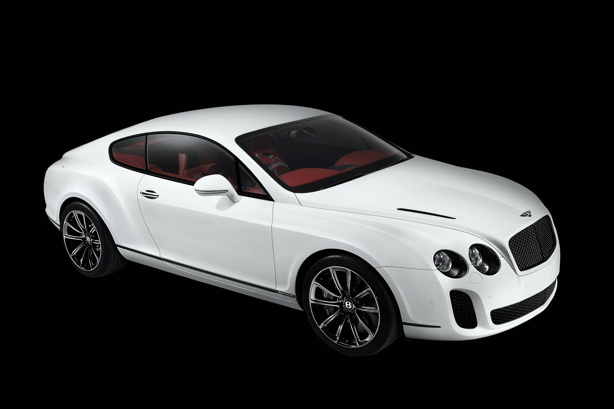 Bentley Continental Supersports 2010bentley Continental