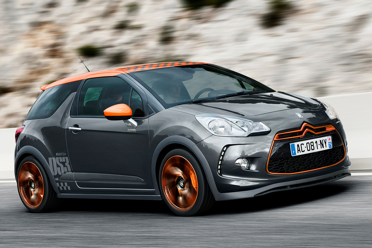 Citroen DS3 Racing on toyota wiring diagram