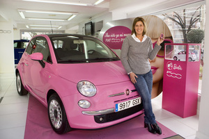 Primer Fiat 500 Pink en España