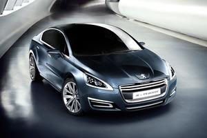 Peugeot 5 by Peugeot Concept Car