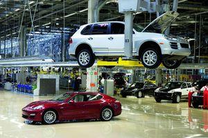 Fabrica Porsche Leipzig