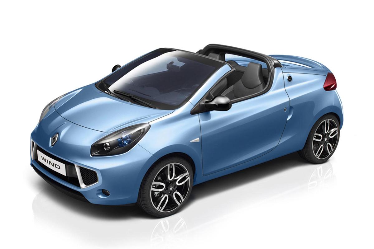 Wind El Peque 241 O Descapotable De Renault