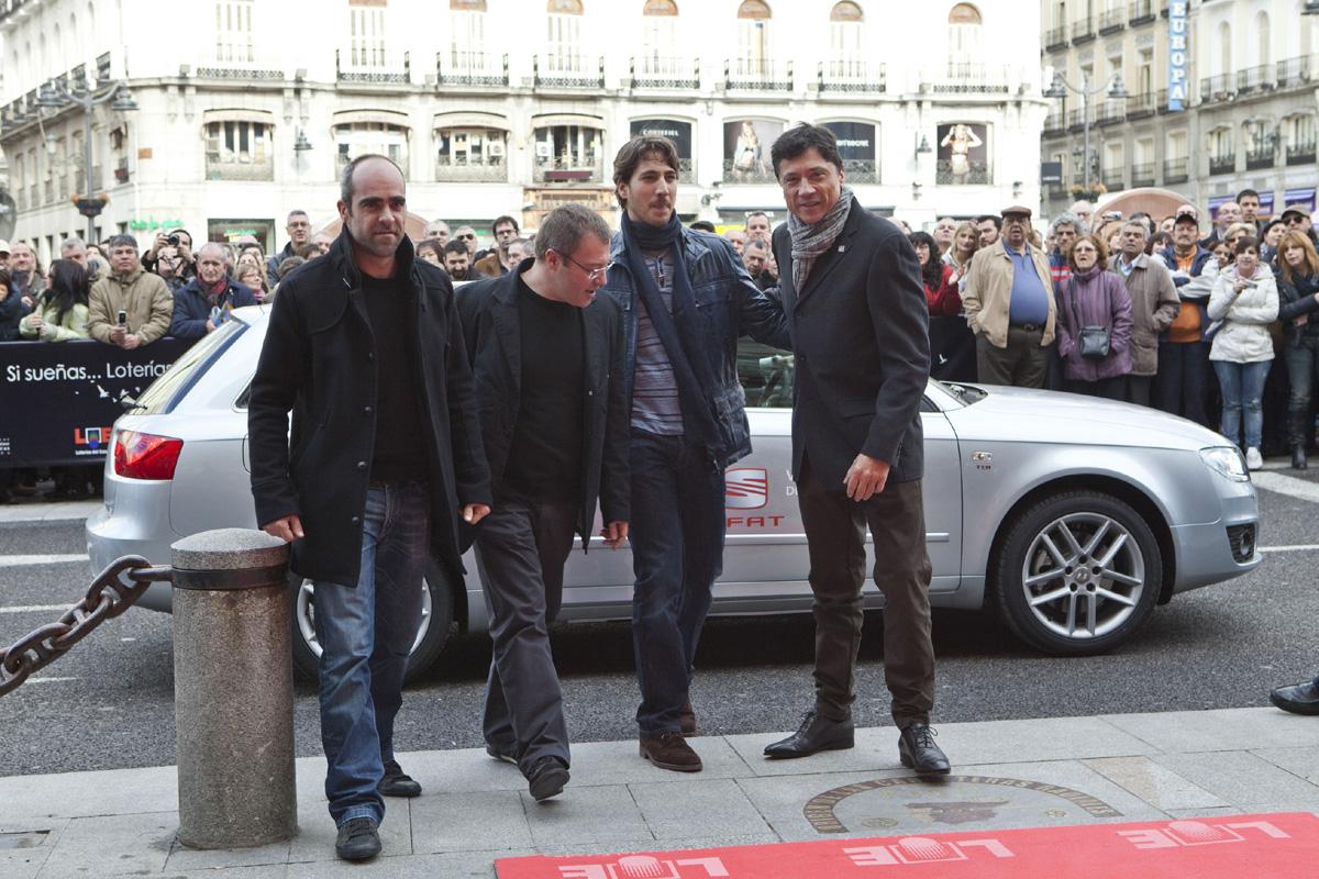 SEAT vehículo oficial Premios Goya