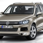 Volkswagen Touareg 2010 frontal