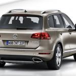 Volkswagen Touareg 2010 trasera