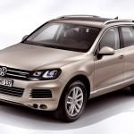 Volkswagen Touareg 2010 vista frontal