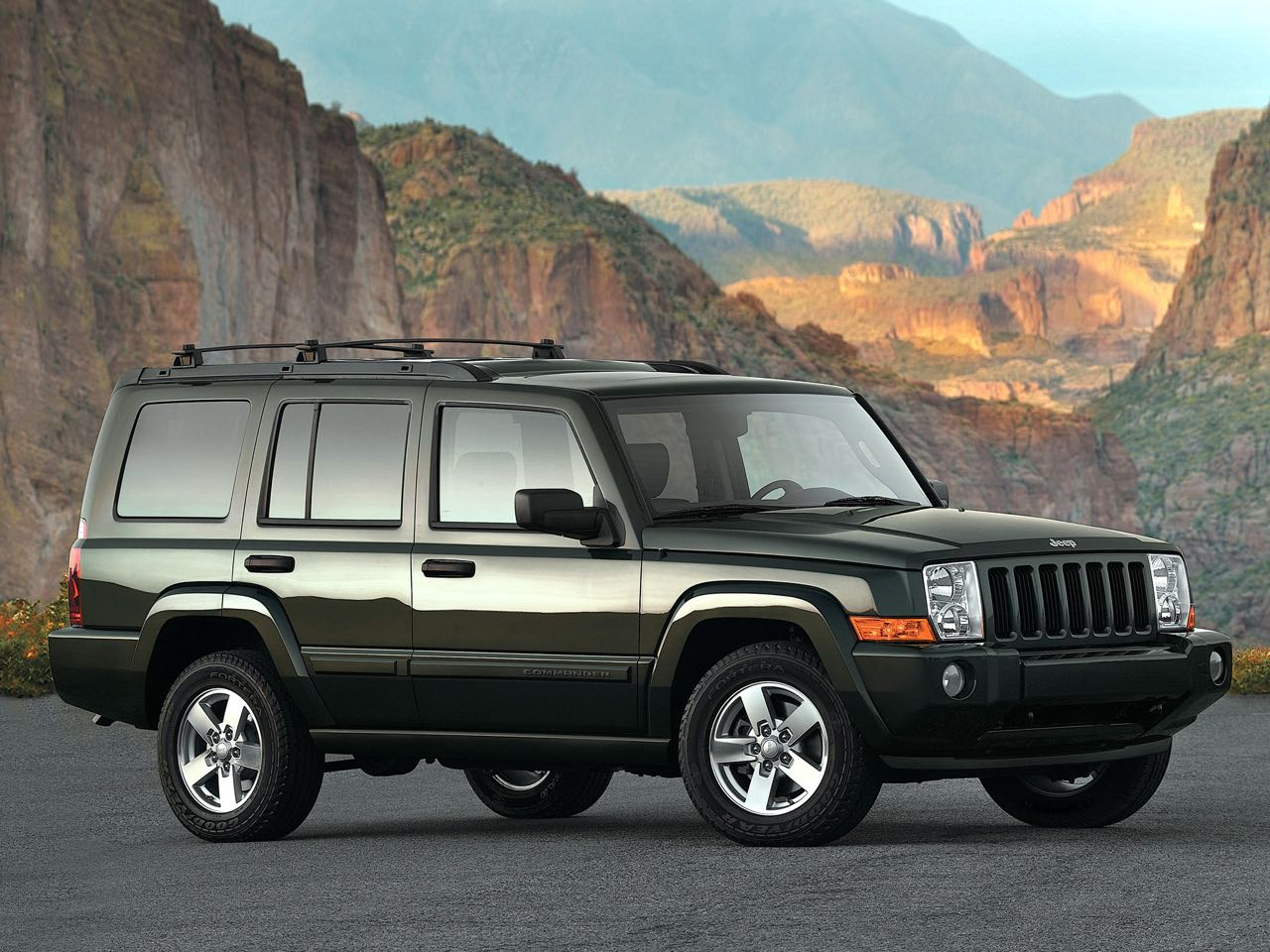 Jeep Commander Sport 2006 – 1
