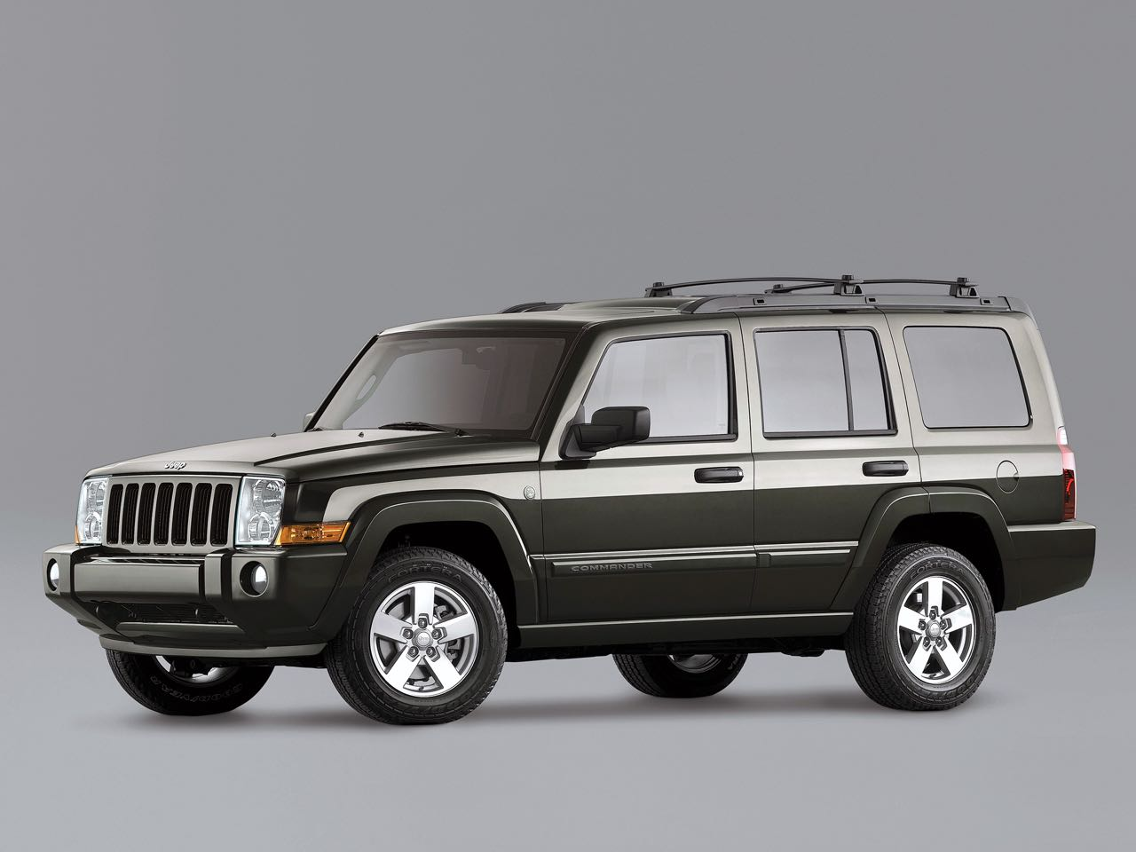 jeep commander 2006 precios motores equipamientos. Black Bedroom Furniture Sets. Home Design Ideas