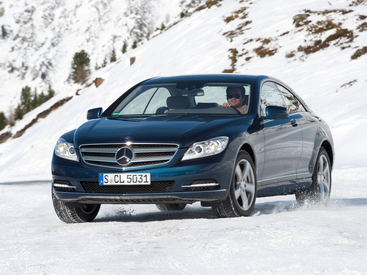 Mercedes Clase CL 2011