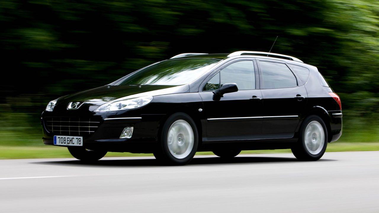 Peugeot 407 SW 2008 – 7