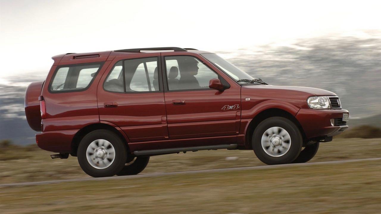 Tata Grand Safari 2006 – 12