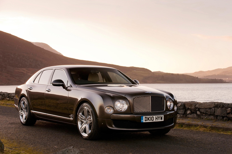 Bentley Mulsanne La Elegancia Y El Lujo