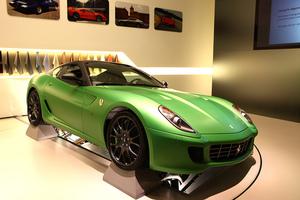 Ferrari Vettura Laboratorio HY-KERS